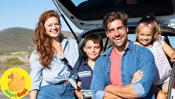 Concediul de vara al familiei, sfaturi si recomandari de sanatate