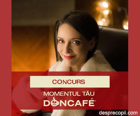 Concurs Momentul Tau Doncafe