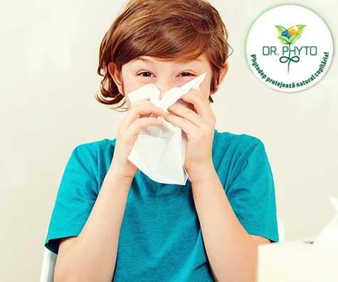 Nasucul copilului este mereu congestinat? Afla cum poti preveni o complicatie!