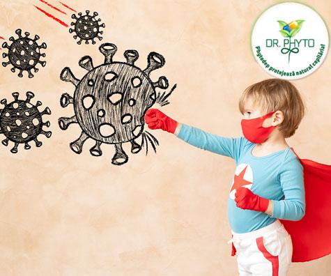 Inceperea cresei sau a gradinitei nu trebuie sa te sperie - consolideaza in schimb sistemului imunitar al copilului