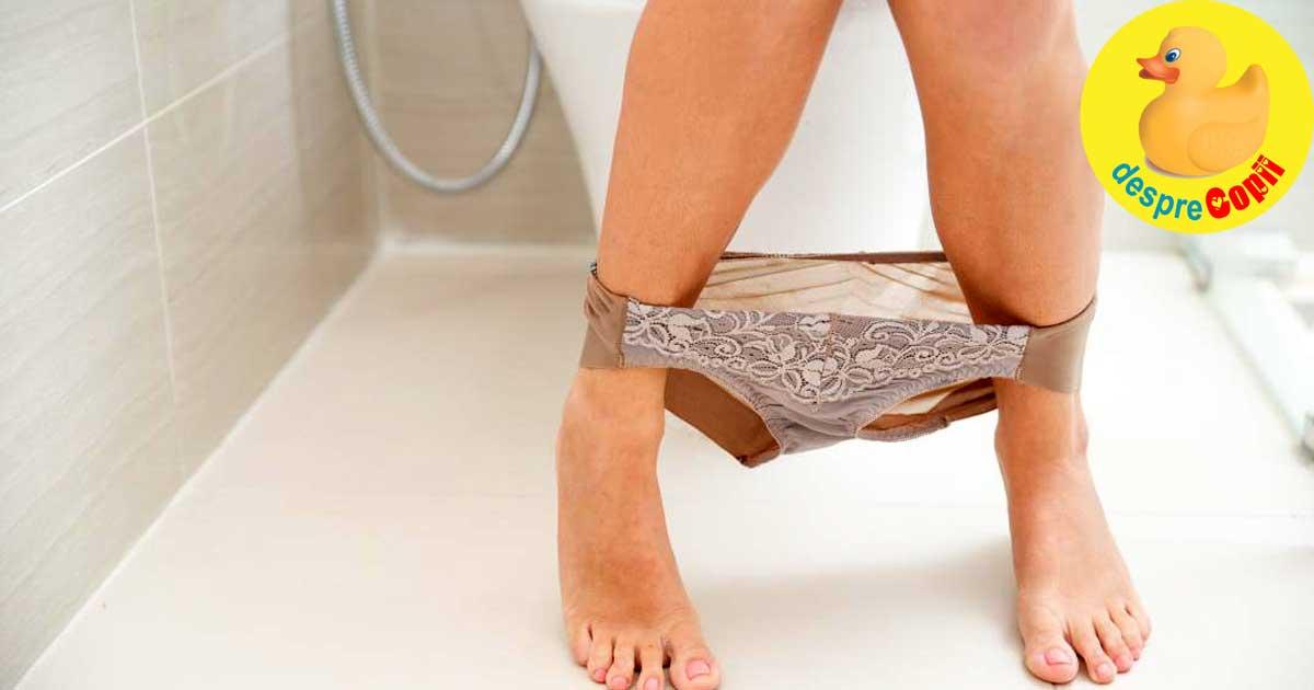 Constipatia in sarcina: 10 lucruri care o agraveaza