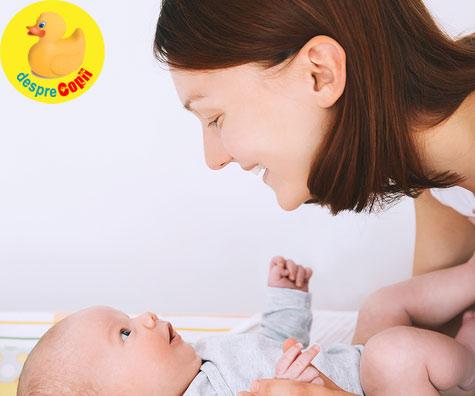8 motive pentru care trebuie sa-ti inveti bebelusul importanta contactului vizual