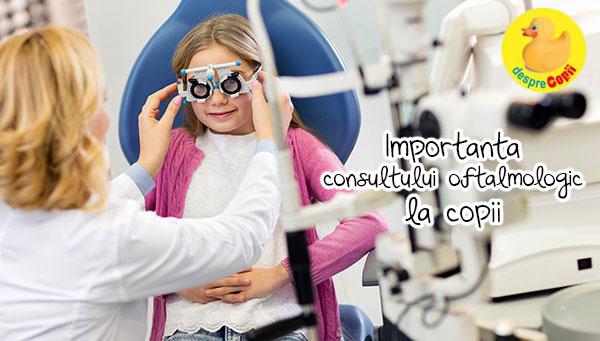 Importanta consultului oftalmologic la copii - Anizometropia