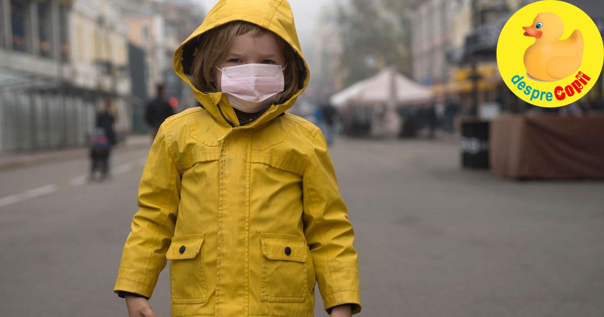 Coronavirusul si copiii - patru masuri esentiale pentru a-i proteja. Sfaturi de la UNICEF