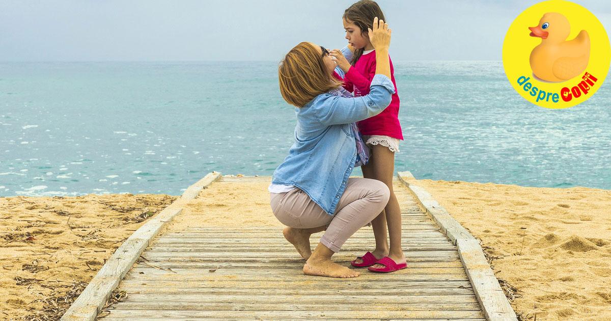 As vrea sa nu creasca atat de repede - confesiunile unei mame