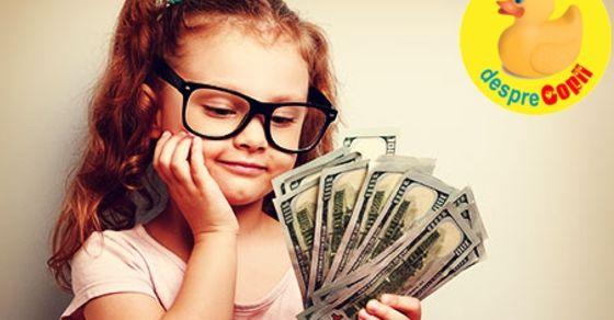 Copiii materialisti: cauze, valori si de ce trebuie sa ii invatam ca fericirea este diferita