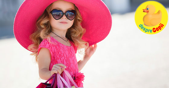 Sa respectam optiunile de moda ale fetitei