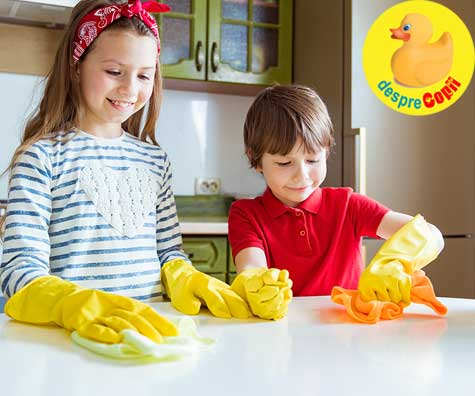 7 moduri de a-l invata pe copil ce este responsabilitatea -…