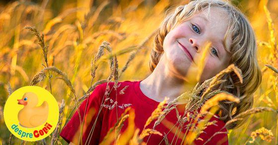 Copilul de 5 ani: Dezvoltarea fizica si personalitatea