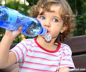 Materialele si recipientele de plastic - pericolul la adresa sanatatii copiilor