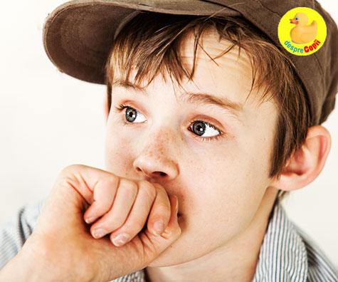 Ce sa NU faci cand ai un copil anxios - 8 sfaturi pentru parinti