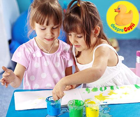 Cum imi pot face copilul interesat de arta?