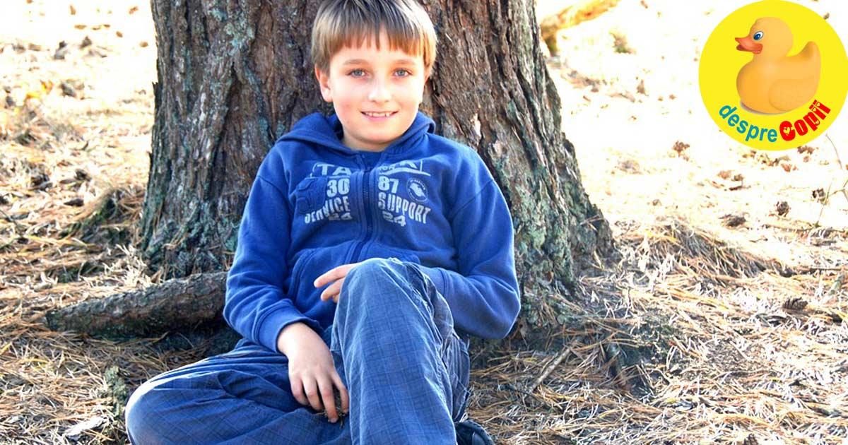 11 trasaturi speciale ale copilului Berbec