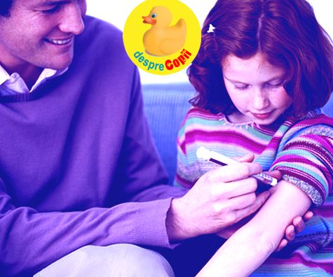 Ce nu trebuie sa spunem copiilor care sufera de diabet