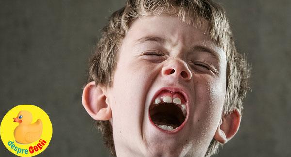 4 strategii care te vor ajuta sa ramai calm cu copilul dificil
