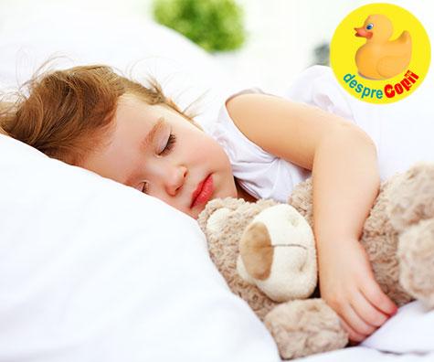 Cand va renunta copilul meu la somnul de amiaza?