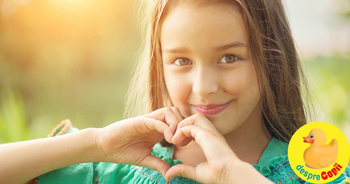 Copilul echilibrat: 9 sfaturi de parenting pozitiv pentru parinti