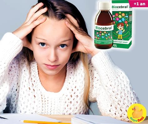 Oboseala, agitatie, emotie: cum ne ajutam copilul in timpul examenelor