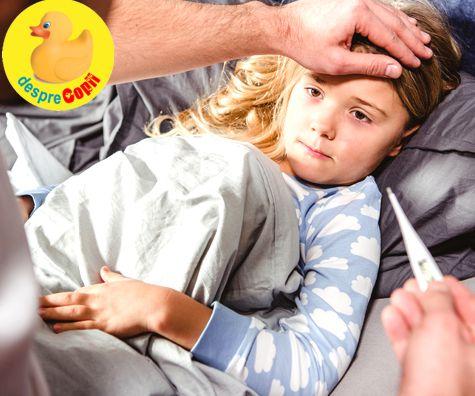 Remedii naturale pentru infectii respiratorii si parinti panicati