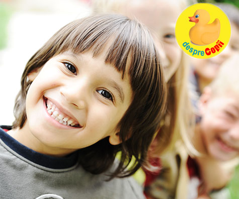 7 trasaturi ale copiilor fericiti