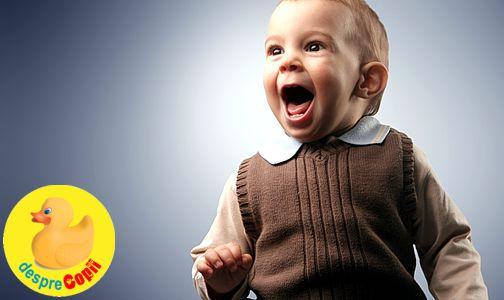 Ce inseamna un copil fericit?