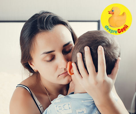 Cum il inteleg mai bine pe copilul meu foarte sensibil?