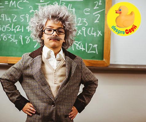 Cum sa scoti la iveala geniul din copilul tau