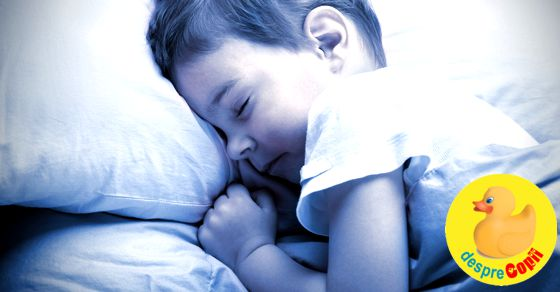 Copilul tau nu se odihneste noaptea din cauza nasului infundat?