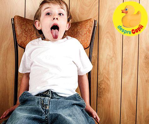Cum ii cumintim pe copiii neastamparati: 6 situatii si solutii