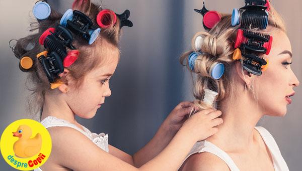 Copilul tau este reflexia ta si e in mainile tale sa il inveti aceste lucruri esentiale
