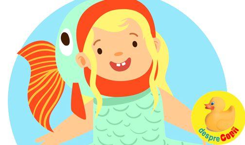 Copilul Pesti: 19 Februarie - 20 Martie - horoscopul copiilor