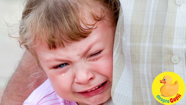 Copilul meu percepe gradinita ca pe o trauma - ce pot sa fac?