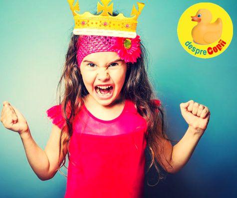 Copilul-rege (printisor): afla daca ai si tu unul acasa