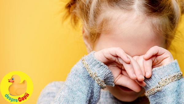 Ce inseamna un comportament normal la gradinita pentru un copil? Si cand vorbim despre un copil problema la gradinita?