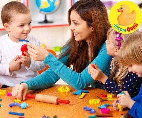Nevoia de socializare a copilului la varsta de 2-3 ani
