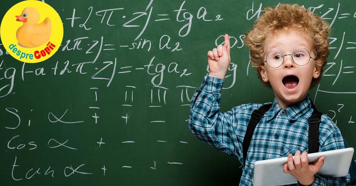 Copilul supradotat: cum se dezvolta, cum difera emotional, de ce este intens si cum il putem ajuta sa infloreasca