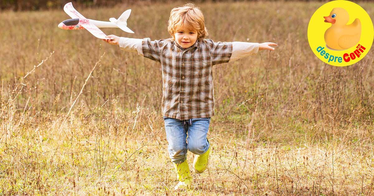 Fiecare copil e exceptional in felul lui