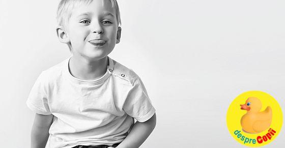Sfaturi de educatie si rabdare cand ai un copil care vorbeste foarte mult
