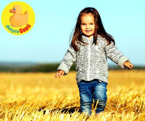Copilul de 2 ani: dezvoltare, emotii si aptitudini
