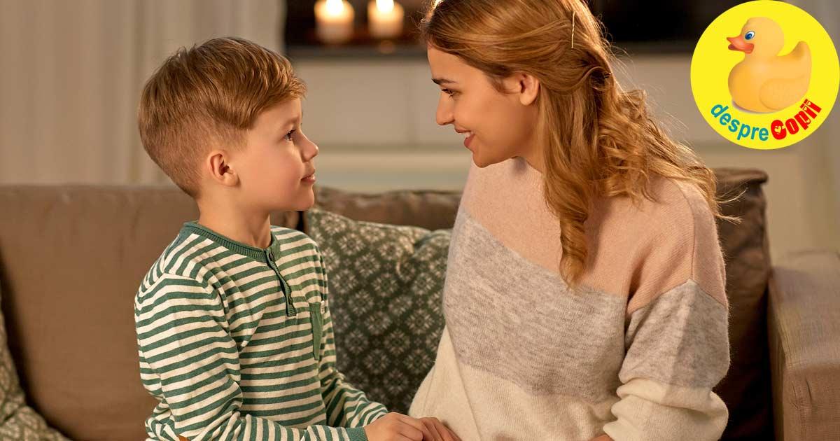 De ce mint copiii - 6 motive pentru care o fac si cum trebuie sa procedam