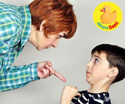 Copilul meu nu ma asculta - sau despre cum setam reguli care sa fie respectate