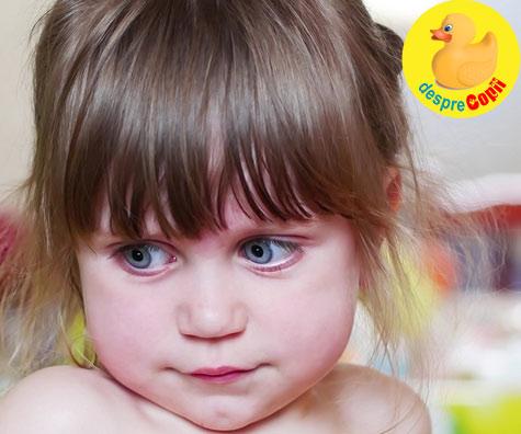 De ce copilul stie atat de putine cuvinte?