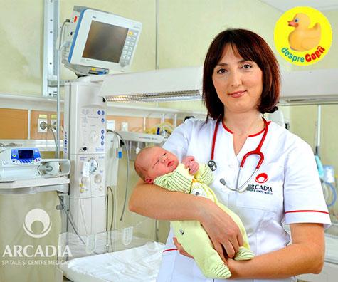 Cum sa avem grija de buricul nou-nascutului?