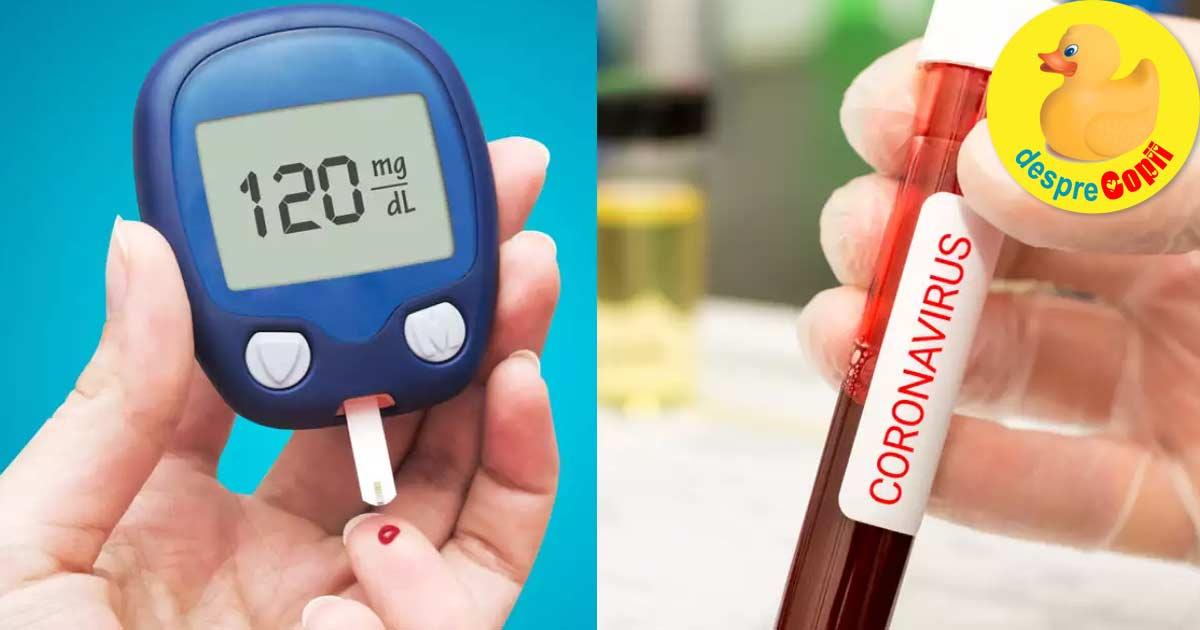 Diabetul si boala Covid-19. Ce trebuie sa stii daca ai diabet - sfatul medicilor de la Harvard