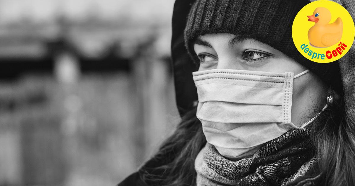 Unele persoane nu au simptome de coronavirus insa sunt infectate