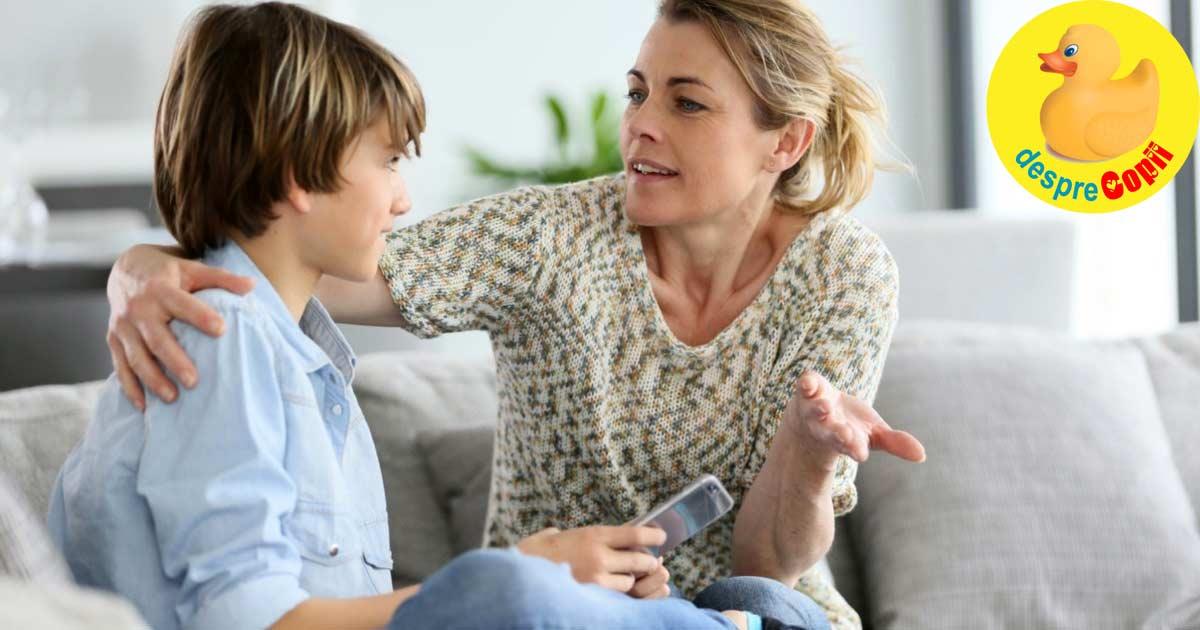 Cum refuzam copilul fara a spune NU - cateva alternative inteligente de la psihologii specialisti in parenting