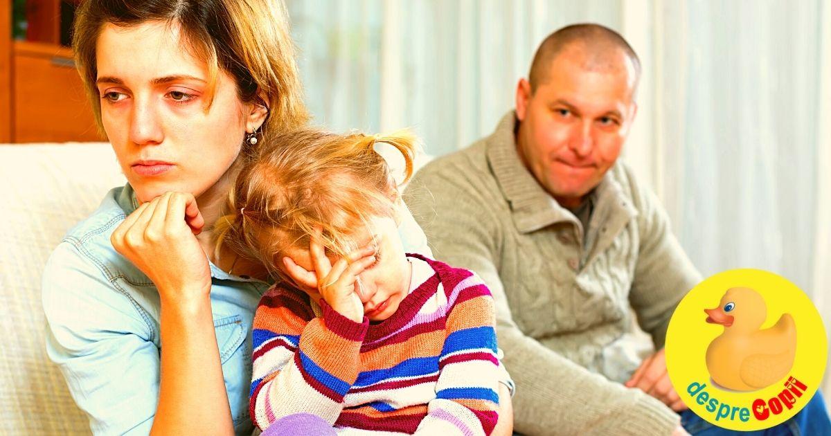 De ce se destrama uneori casnicia din cauza copiilor: despre ritualuri in familie si un test