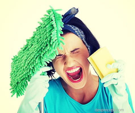 O casa curata – idei practice pentru o viata lipsita de stresul curateniei