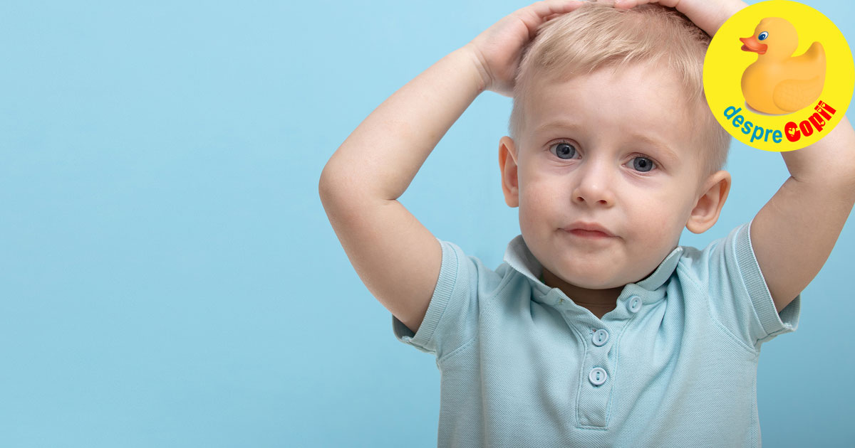 Cate cuvinte ar trebui sa stie un copil intre 2 si 3 ani?