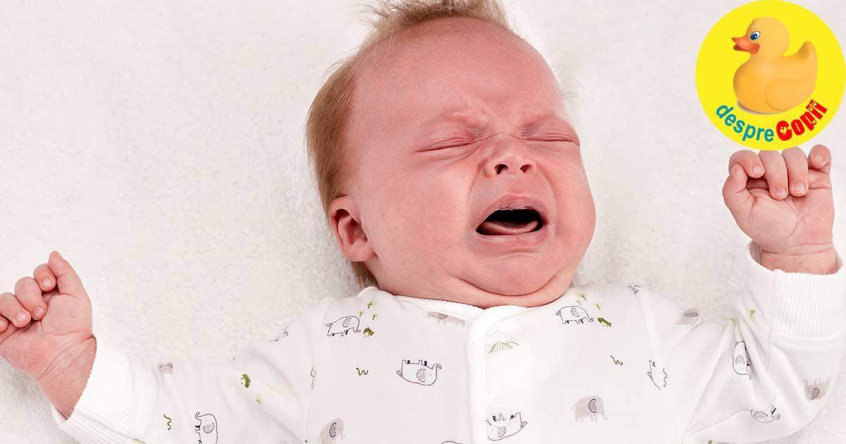 Mamicile primesc raspuns la intrebarea esentiala: De ce nu doarme bebelusul meu?